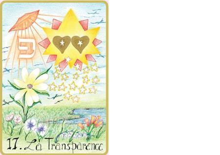 La Transparence de l'Étoile en nous en ce mardi du 17 octobre