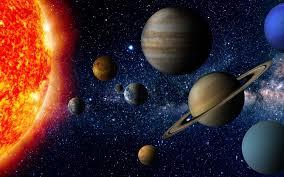 Bouleversements climatiques du système solaire
