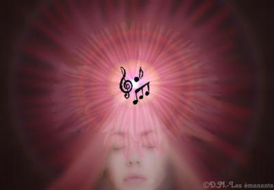 L'influence des sons sur le corps physique