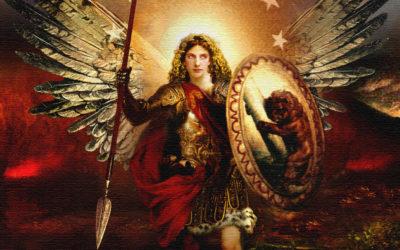 Archange Michael… Purification des énergies inférieures