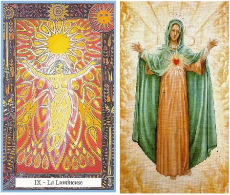 Le retour du féminin sacré en occident