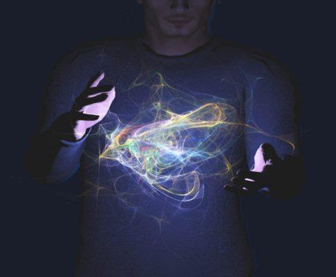 Votre corps d'énergie Lumineuse