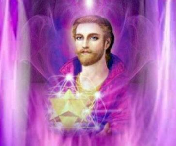 Saint Germain : Première vague de l'Ascension