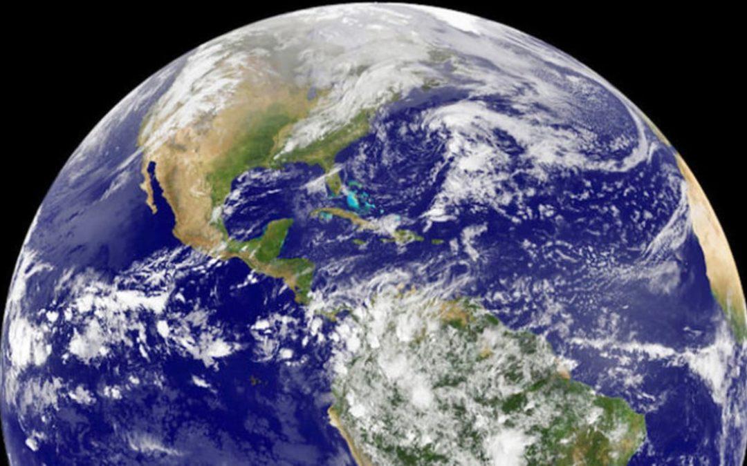 La quantité de CO2 dans l'atmosphère explose