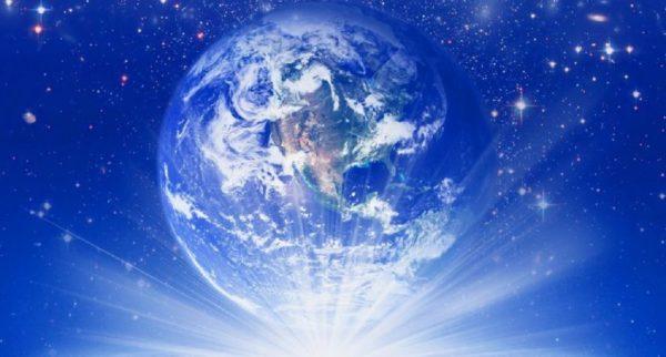 La planète Terre est au bord de grands changements évolutifs et transformationnels