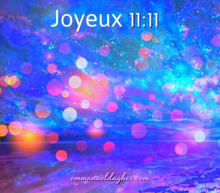 EMMANUEL DAGHER – JOYEUX 11-11