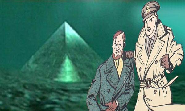 Pyramides d'Amérique et d'Antarctique