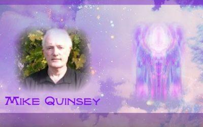 Mike Quinsey, Message du 14 février 2020