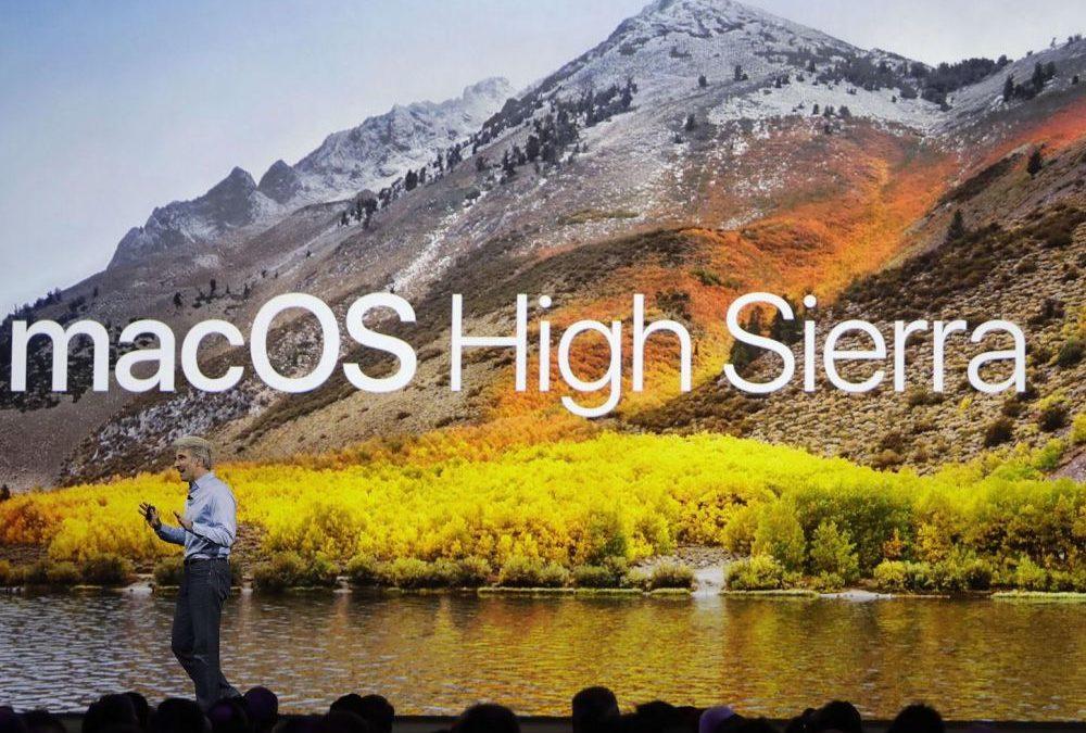 Une faille de sécurité critique détectée sur le système d'exploitation MacOS