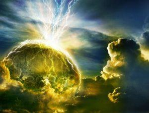 Votre monde change et s'intensifie sur d'autres dimensions