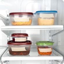 Conseils sur l'entreposage sécuritaire des aliments