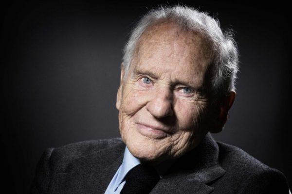 L'auteur français Jean d'Ormesson meurt à 92 ans