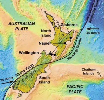 Des scientifiques prédisent un méga-séisme de magnitude 9 et plus!