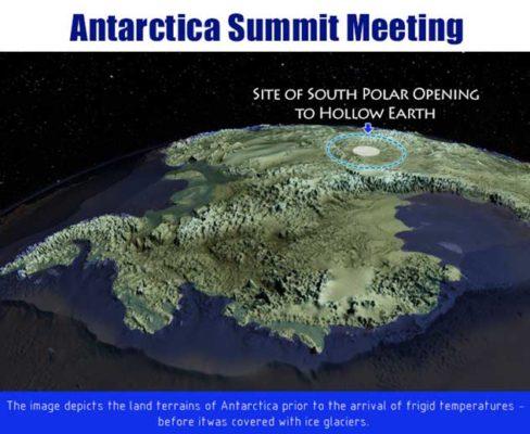 Révélation sur les Civilisations ayant vécu en Antarctique !