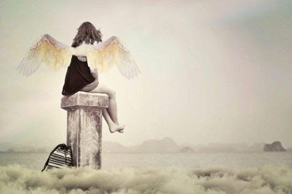 20 signes que vous êtes un ange dans un corps humain