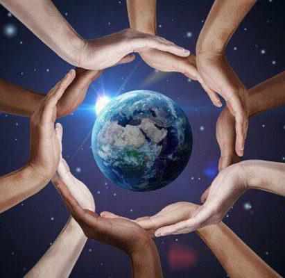 L'énergie sur Terre est remplie de la fréquence de l'Amour Cosmique Divin