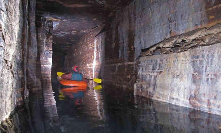 Découverte d'un mystérieux réseau de grottes souterraines géantes sous Montréal