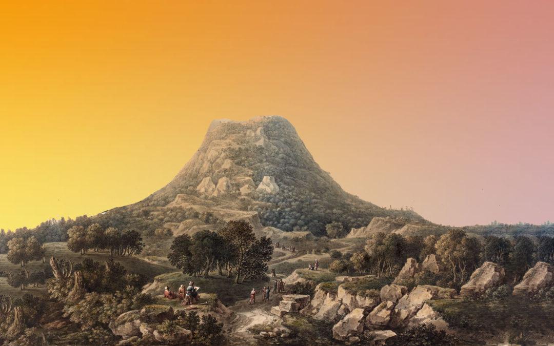 Les deux monts Thabor