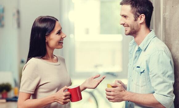 Qu'arrive-t-il à votre cerveau lorsque vous participez à une conversation positive ?