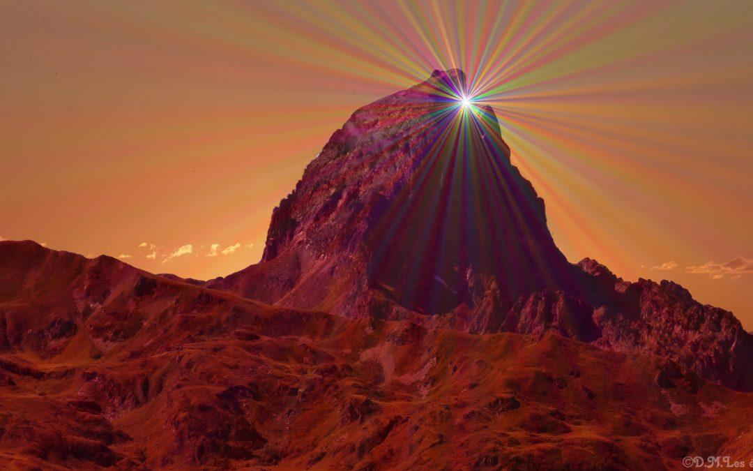 Les montagnes mythiques