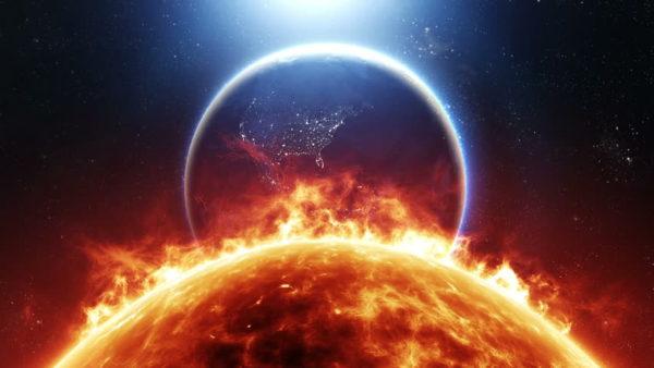 Activités aurorale et solaire en temps réel