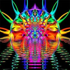 Les 12 chakras… 6ième CHAKRA VERT chakra du Coeur