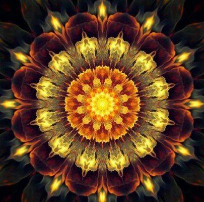 Les 12 chakras… 3ième CHAKRA  ORANGE, chakra Sacré