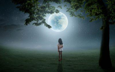 Astrologie Intuitive : Pleine Lune d'Avril 2018