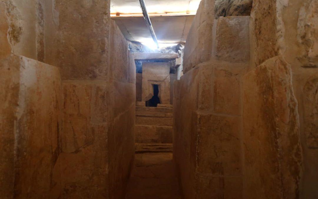 Un tombeau vieux de 4400 ans découvert en Égypte