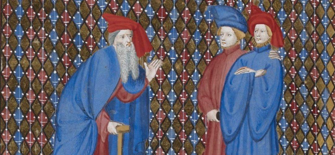 Comment le Moyen Âge traitait ses vieux