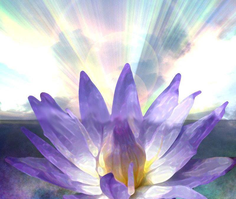 Les 12 chakras… 9ième CHAKRA BLEU chakra Laryngé
