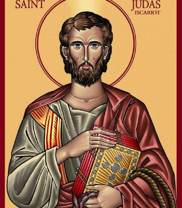 Judas Iskariot : L'horloge tourne