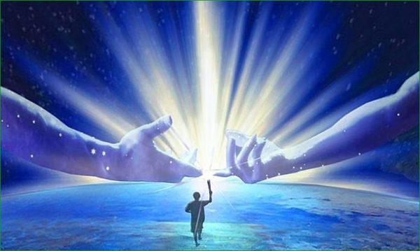 L'incarnation physique de notre corps de lumière a commencé