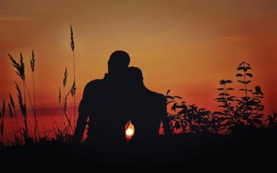Le point de vue d'un médium sur les flammes jumelles