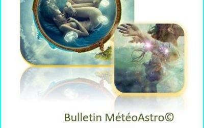Bulletin Spécial :  le Bulletin MétéoAstro© Printemps 2018 !