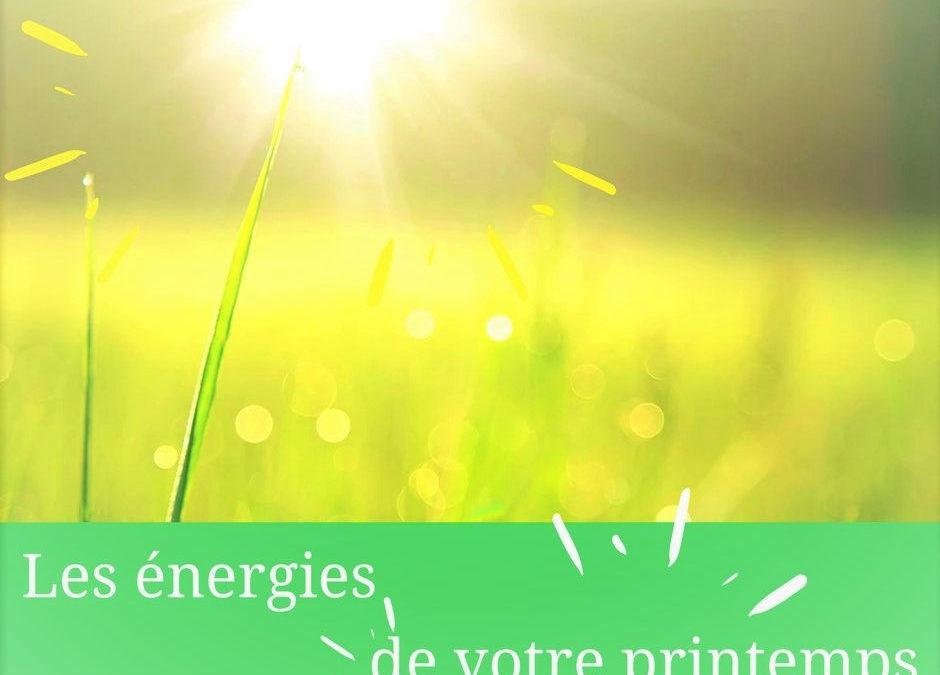 Les énergies de Printemps