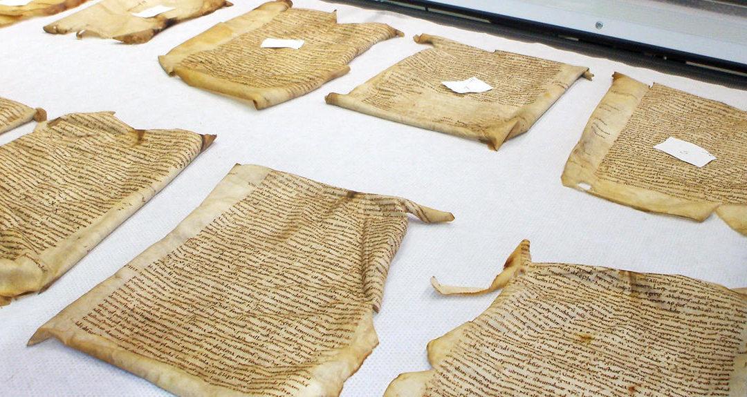 La renaissance des manuscrits de Chartres