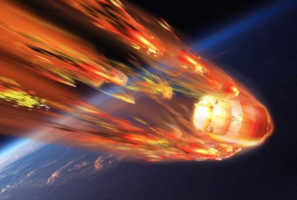 Suivez la chute sur Terre de la station spatiale chinoise Tiangong-1