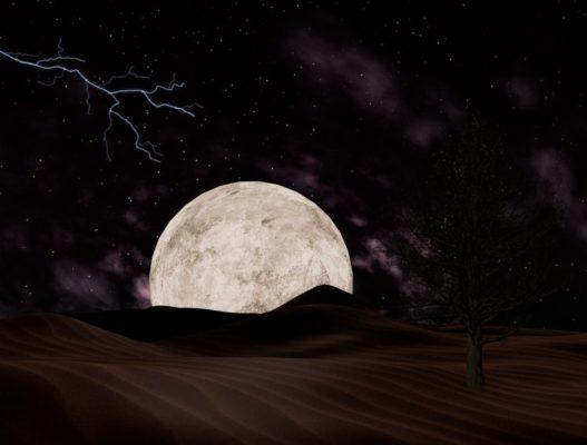 9 rituels de pleine lune pour l'argent, l'amour…..