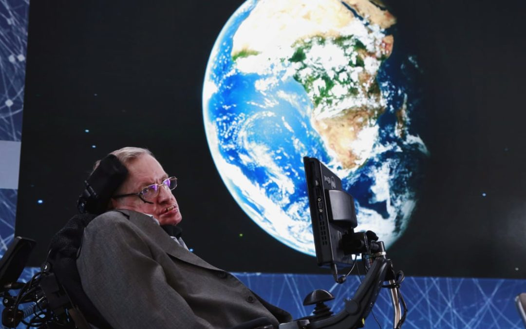 L'astrophysicien Stephen Hawking est mort
