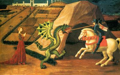 Le dragon de l'ego