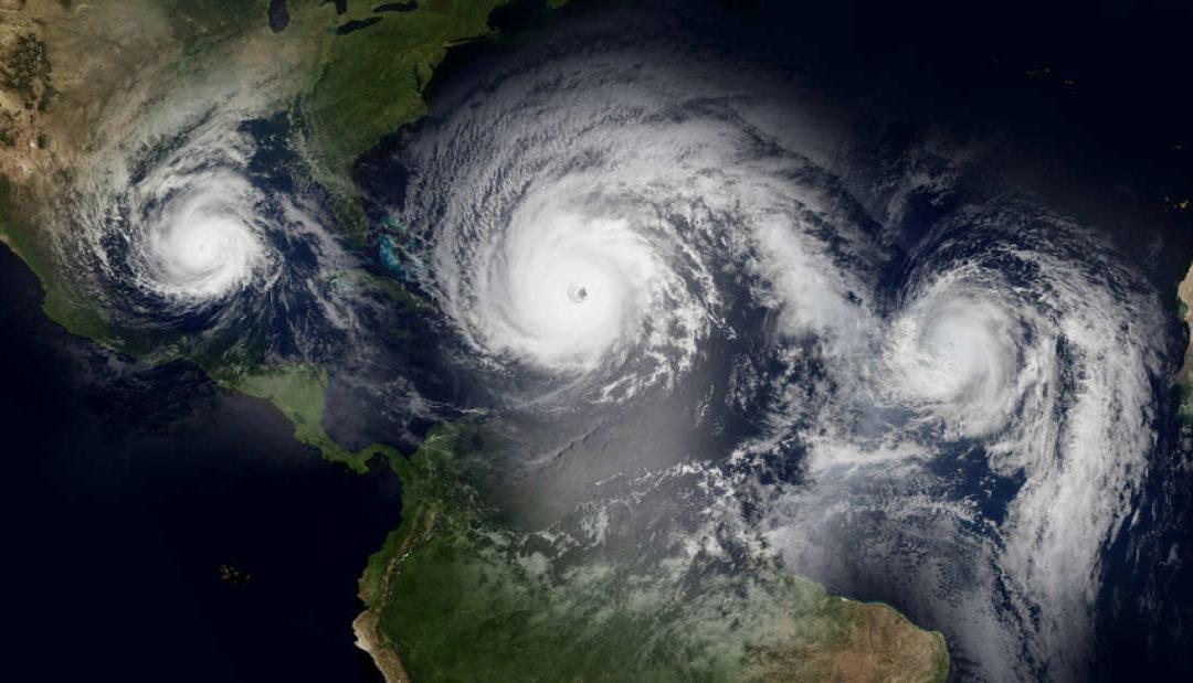Le changement climatique ralentit le courant de l'océan Atlantique