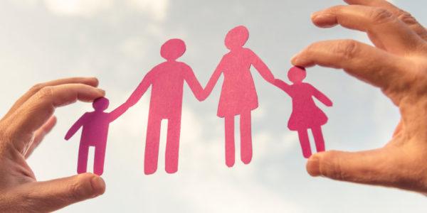 La relation entre les Êtres d'une même famille