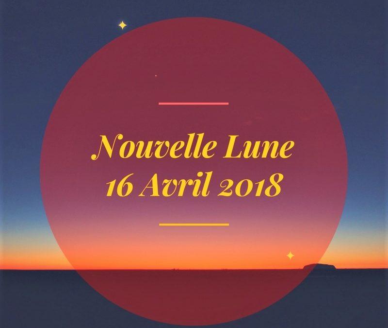 Nouvelle lune du 16 avril 2018 : place à la nouveauté !