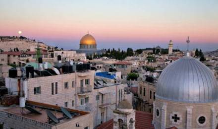 Pourquoi Jérusalem est une exception diplomatique depuis un siècle