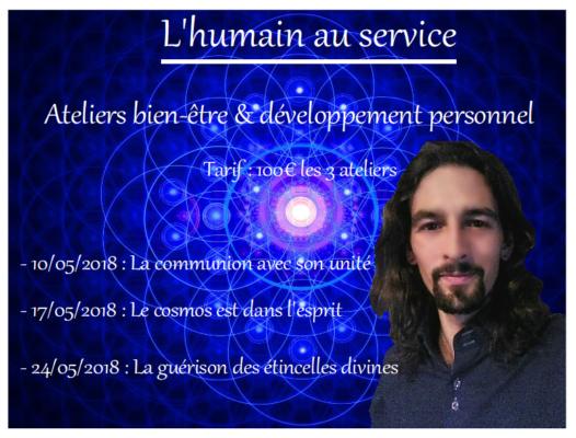 L' Humain au Service par Maxime Handela