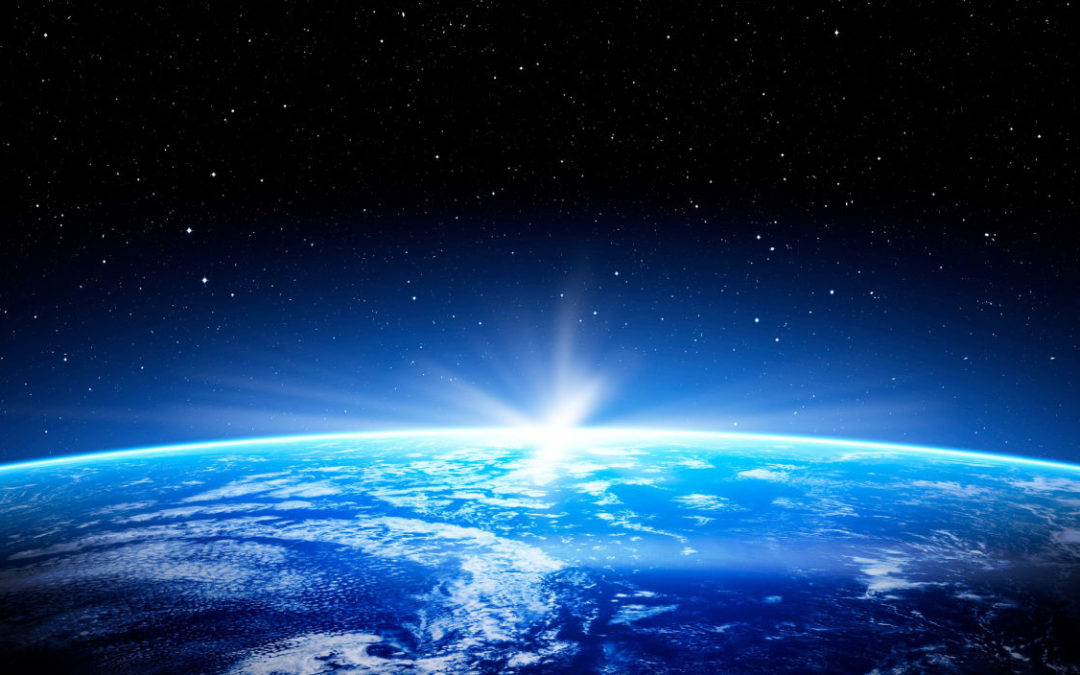 Météo énergétique – la terre est en train de modifier son état vibratoire