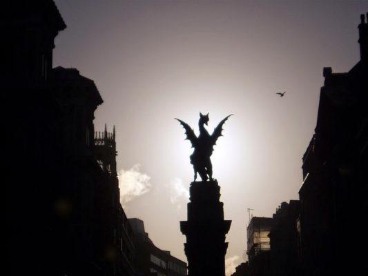 Esotérisme : Le côté obscur de Londres