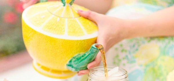 Technique de purification avec le citron