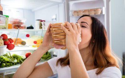 Comment contrôler la faim due à l'angoisse